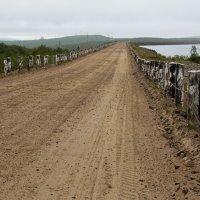 Дороги Кольского полуострова :: Оксана Пучкова