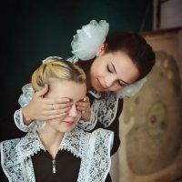 Школьные годы... :: Наталья Осинская