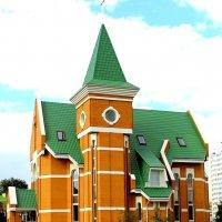 Христианская Пресвитерианская церковь. :: Борис Митрохин