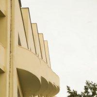 балконы :: Надежда Кузнецова
