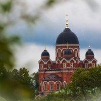 Собор возле Бородино :: Андрей Куприянов