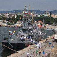День ВМС Болгарии :: Александр Матвеев