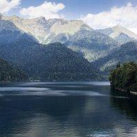 Озеро Рица :: Yuriy Puzhalin