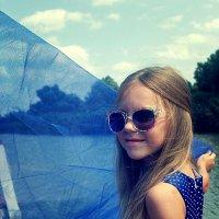 Очень много синего... :: Алена Иванченко