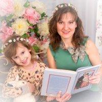 книги детям нужно читать, а не айфон давать! :: Мария Корнилова