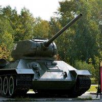 T-34 :: Anatolyi Usynin