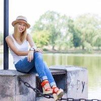 Летнее настроение :: Darina Mozhelskaia