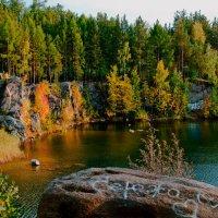 Урал, Осень :: Борис Соловьев