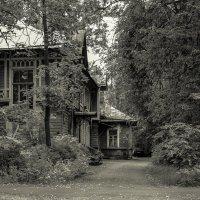 дом, который построил Джек... :: Рома Григорьев