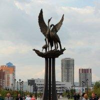 Аисты :: Дмитрий Арсеньев