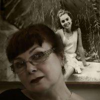 Новый взгляд на старую фотографию. :: Ирина