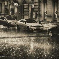 Когда идет дождь... :: марк