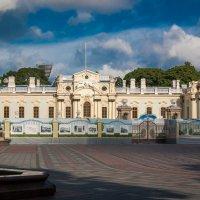 Мариинский дворец :: Инга Мысловская