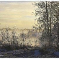 Утро красит нежным светом... :: Василий Хорошев
