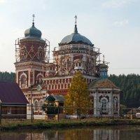 Сельская церковь :: Владимир Новиков