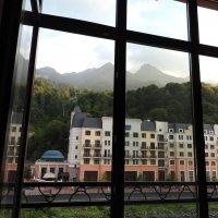 из окна :: Алексей Меринов