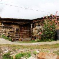 Дом в горах :: ИГОРЬ Войцеховский