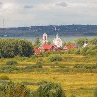 Вид с колокольни :: Светлана Сухова