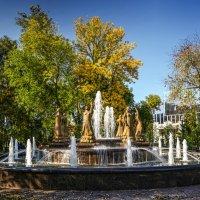 УФА поющий фонтан :: Константин Вавшко