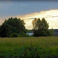 природный пейзаж :: Юлия Денискина