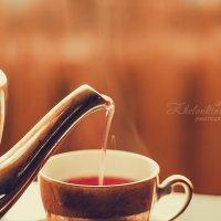 чашечку чая?) :: Алена Желонкина