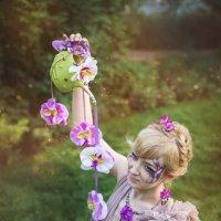 """""""Орхидея"""" :: Мария Дергунова"""