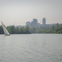 Когда подует ветер перемен, поднимайте паруса и плывите в сторону удачи! :: Ксения Довгопол