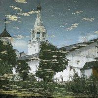 Монастырь :: Людмила Синицына