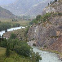 Река Чуя :: Геннадий Мельников