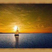 Краски заката :: Лидия (naum.lidiya)