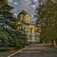 Владимирский собор, сентябрь :: Игорь Кузьмин