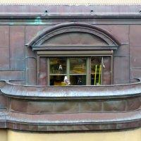 чайка на балконе :: Елена