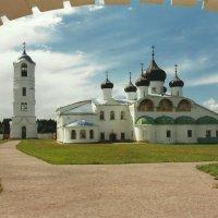 Александро-Свирский монастырь :: Андрей Р