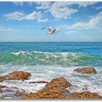 Изумрудная волна :: Эля Юрасова