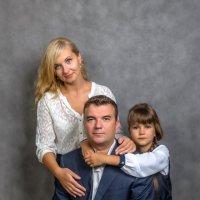 Семья :: Валерий Решетнев