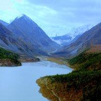 Озеро Акен :: Геннадий Мельников