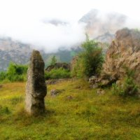 Каменный росток :: ИГОРЬ Войцеховский