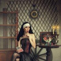 Тайная жизнь монахини... :: Юлия Решетникова