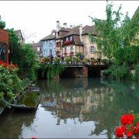Кольмар - самый красивый город Эльзаса. :: Anna Gornostayeva