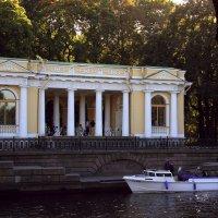 Чайный домик, Михайловский сад, СПб :: ирина Пронина