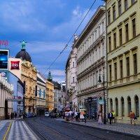 По улицам Праги :: Виктория Наход
