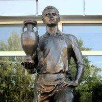 Памятник ростовскому футболу :: Нина Бутко