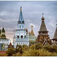 Измайловский Кремль :: OKCAHA Валова