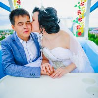 Любовь на высоте :: Anton Lipatov