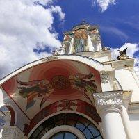 Храм-маяк Николая Чудотворца. :: Геннадий Валеев