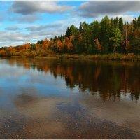 Небо в реке :: Виктор Бондаренко