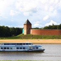 Господин Великий Новгород!!! :: Дина Нестерова