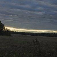 А небо осенью дышало. :: Яков Реймер
