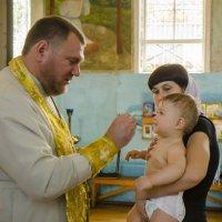 Михаил новокрещёный :: Александр Жемчугов
