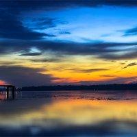 Игра утренних красок :: Denis Aksenov